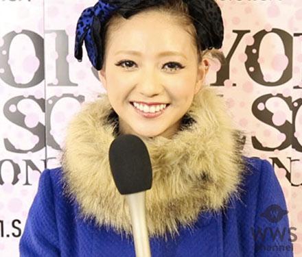 AAA 伊藤千晃に藤江れいな(AKB48)がインタビュー 東京ガールズコレクション2013 Autumn/Winter