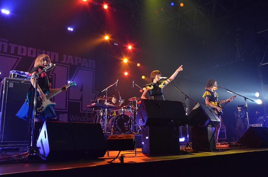 4人組ガールズバンド・ねごとが COUNTDOWN JAPAN 13/14に登場!