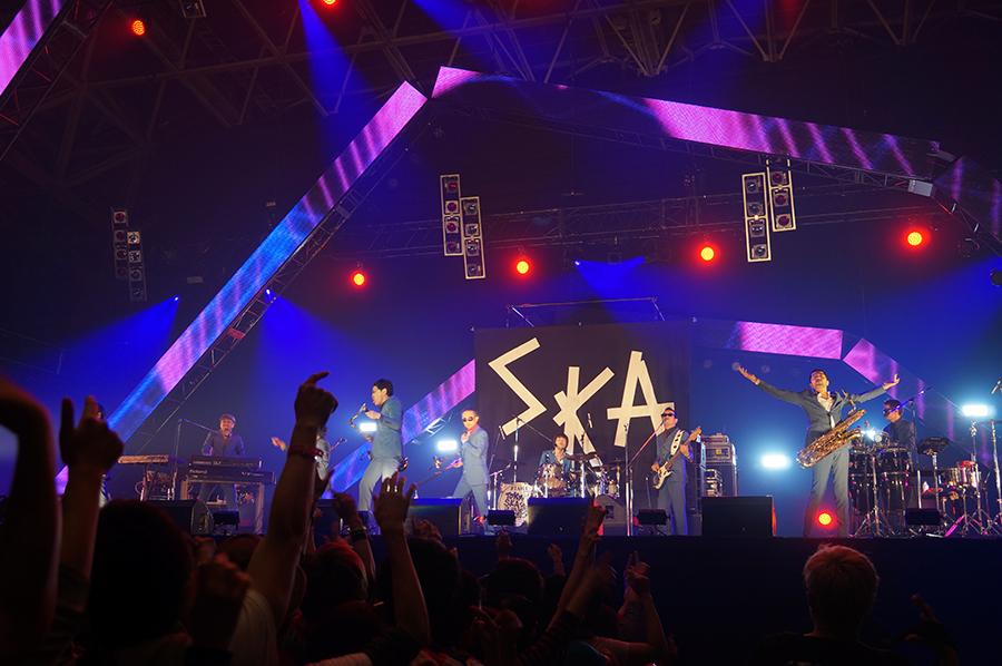 東京スカパラダイスオーケストラが COUNTDOWN JAPAN 13/14に登場!