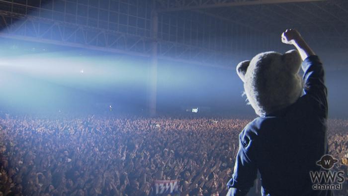 【動画】MAN WITH A MISSIONが 『distance』を披露!COUNTDOWN JAPAN 13/14
