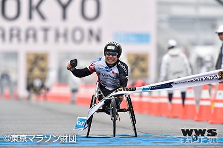 東京マラソン2015が開催!今井正人が日本歴代6位の2時間7分39秒を記録し7位を記録!