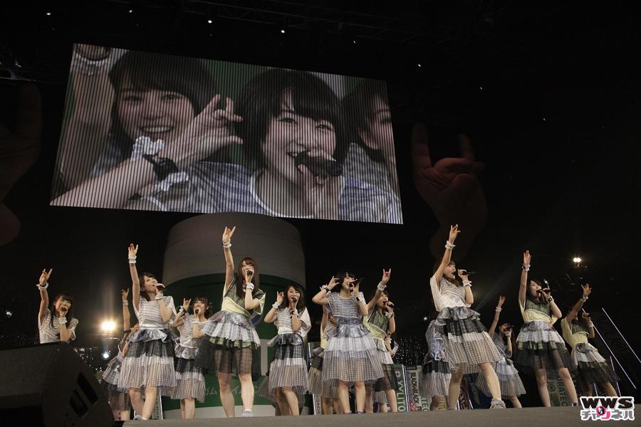 乃木坂46が『GUM ROCK FES.In 日本武道館」に参戦!会場は7:3で乃木坂46が有利!?
