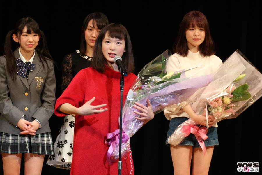 ミスiD 2016受賞者お披露目イベント開催!グランプリは保紫萌香に決定!準グランプリは菅本裕子!