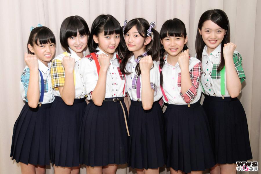 スターダストプロモーション100年に1組の逸材、ばってん少女隊がメジャーデビューを東京に集まったファン1000人へ報告!