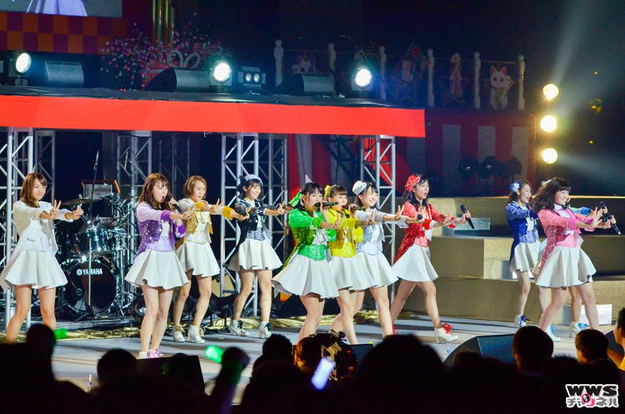 【ライブレポート】SUPER☆GiRLSが日本列島縦断の旅・感謝記念公演で新曲『華麗なるV!CTORY』を初披露!