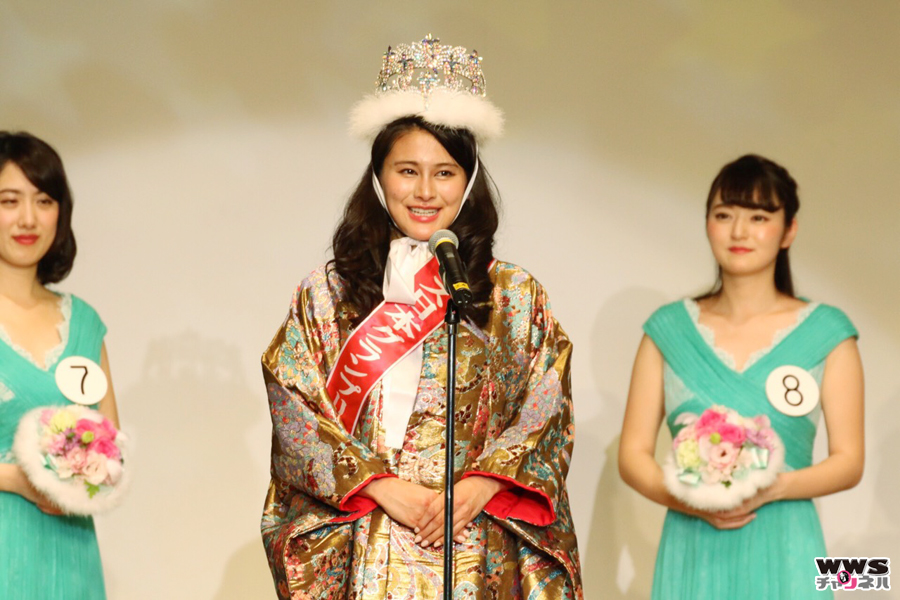 第48回ミス日本コンテスト2016開催!ミス日本グランプリは松野未佳に決定!
