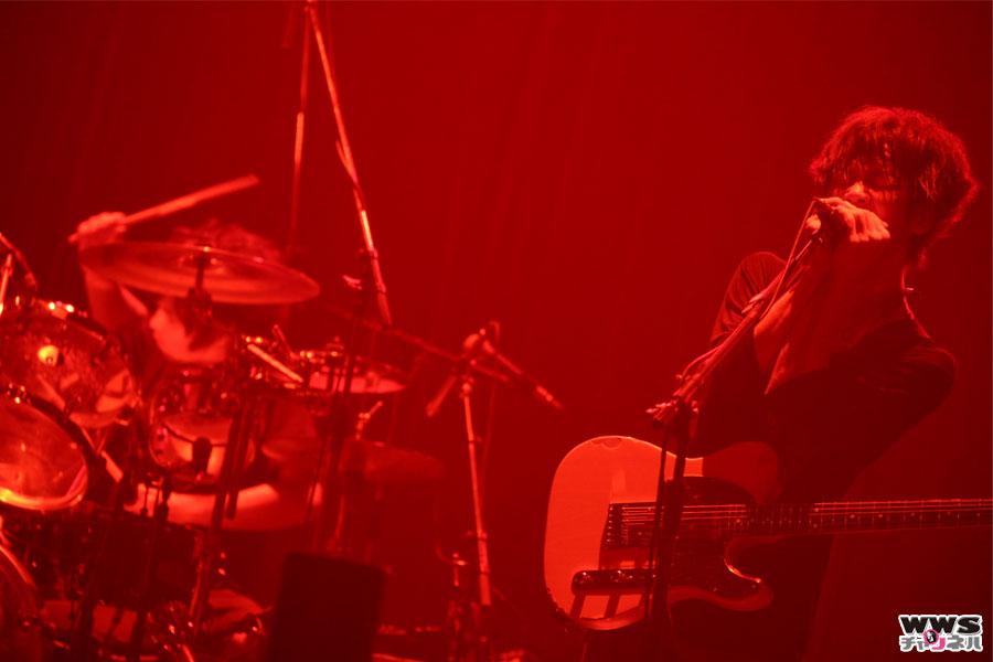 【ライブレポート】凛として時雨がテレビ朝日ドリームフェスティバル 2015に登場!「X JAPANに憧れてドラムを始めたんです」