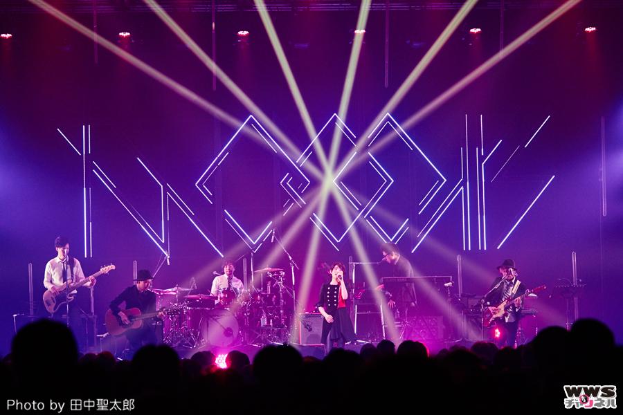 家入レオが東名阪Zeppライブの初日・東京公演で新曲『Hello To The World』をライブ初披露!