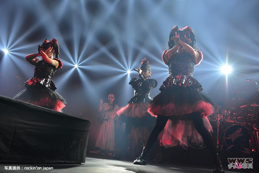 【ライブレポート】キツネ降臨!J-POPとヘヴィメタルの新世代ハイブリットBABYMETALがCOUNTDOWN JAPAN 15/16に登場!