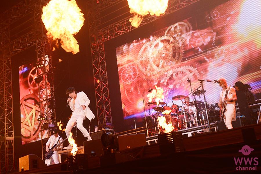 SPYAIRの怒涛の祭典『DYNAMITE』から、さいたまスーパーアリーナでの最終公演を、WOWOWにて2月27日独占放送!