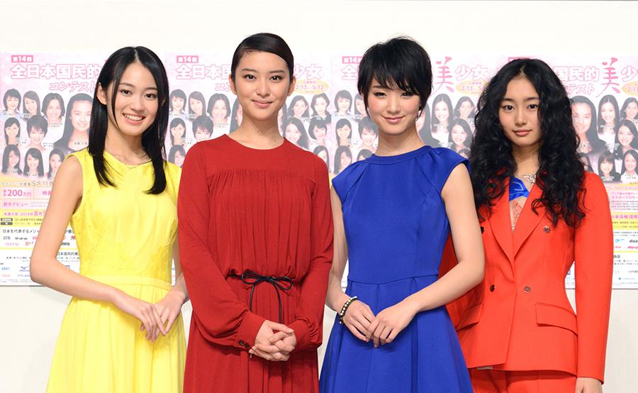 『第14回国民的美少女コンテスト』が開催決定!