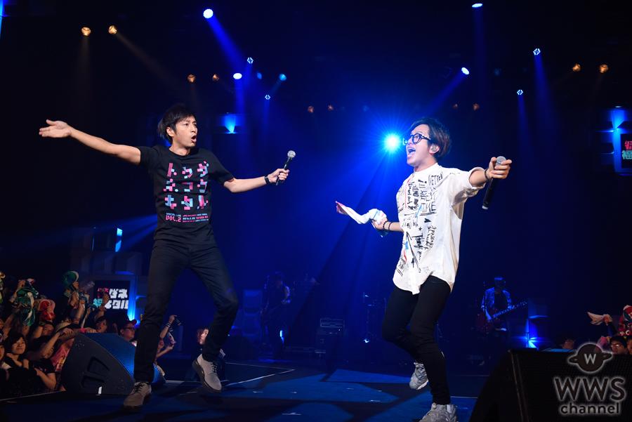 【ライブレポート】BLUE ENCOUNT 田邊が『徳井ダンス』の共演で長年の夢を叶える!