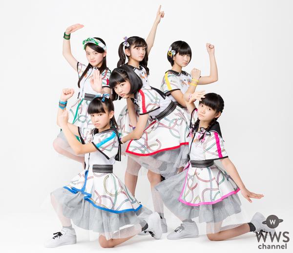 ももクロ、エビ中の後輩ユニット・ばってん少女隊がメジャーデビューシングル『おっしょい!』を初披露!