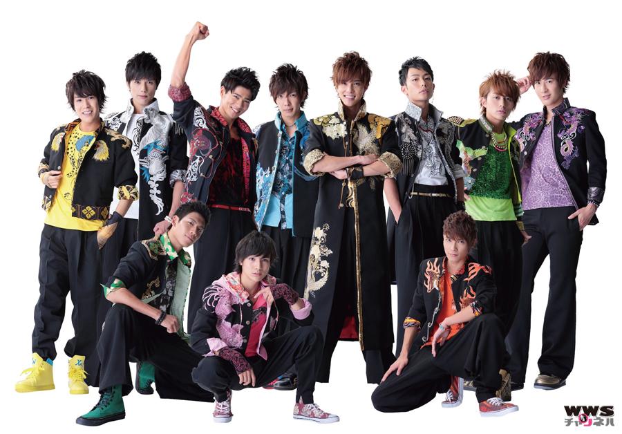 BOYS AND MEN(通称・ボイメン) 最新シングル『BOYMEN NINJA』がオリコン週間シングルランキングで初登場1位!