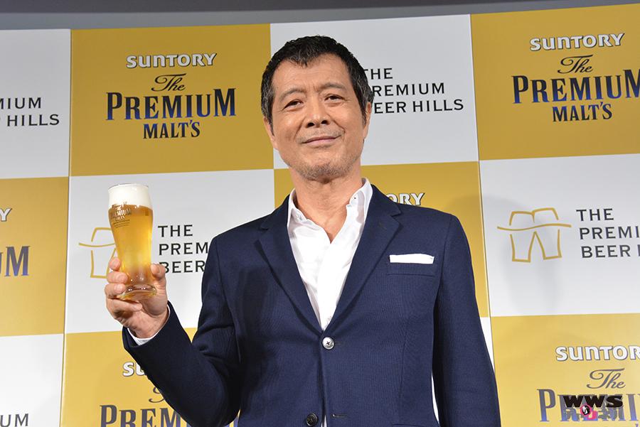 矢沢永吉が六本木『ザ・プレミアムビールヒルズ』に登場!