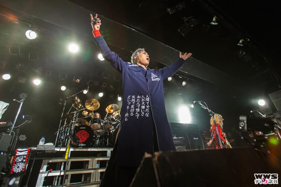 【ライブレポート】筋肉少女帯、2015年ラストライブは、年末恒例LIQUIDROOM!
