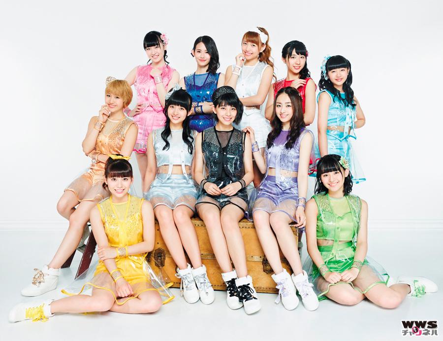 SUPER☆GiRLSが、ニューアルバム『SUPER★CASTLE』をリリース!溝手るかが楽曲選定、荒井玲良が衣装制作!