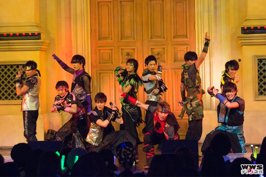 【ライブ写真】東海エリア発、イケメンユニット BOYS AND MENが『BOYMEN NINJYA』リリース記念ライブ開催!