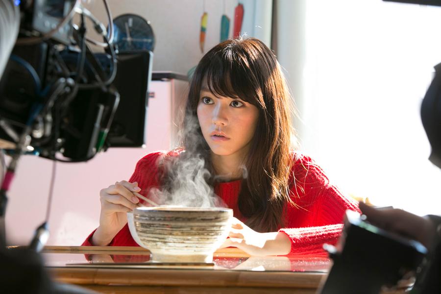 桐谷美玲の恋人や先輩気分になれる『ファイナルファンタジー ブレイブエクスヴィアス』のTVCMが2月6日より放映開始!