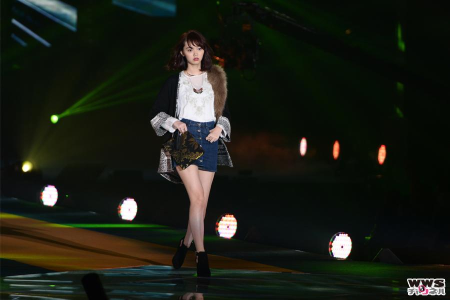 江野沢愛美、飯豊まりえ、松井愛莉ら人気モデルがGirlsAward 2015 AUTUMN/WINTERに登場!
