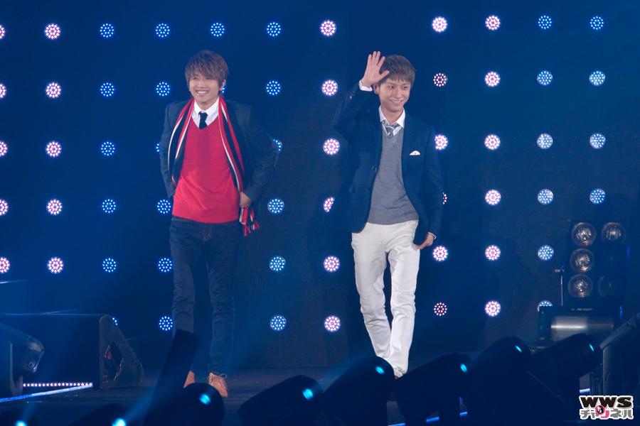 AAAの西島隆弘と與真司郎が東京ガールズコレクション 2015 AUTUMN/WINTERに登場!「2人で歩けて楽しかったです。」