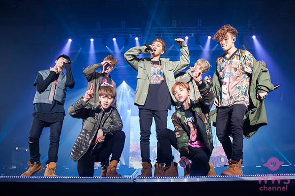 iKON(アイコン)、ジャパンファーストツアー『iKONCERT 2016 SHOWTIME TOUR IN JAPAN』本日より開幕!