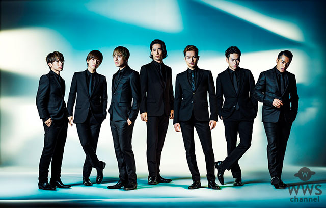三代目JSB、待望のニュー・アルバム「THE JSB LEGACY」が3月30日に発売決定!