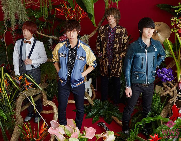 go!go!vanillas、アルバム「Kameleon Lights」収録曲より、スペシャル映像2曲を公開!!
