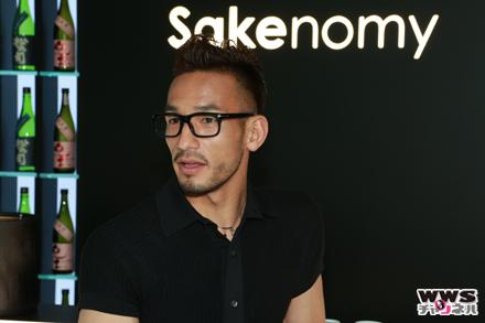 中田英寿プロデュース日本酒バー『SAKENOMY Project supported by e仕事』