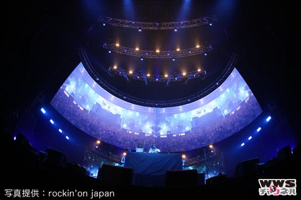 【ライブレポート】CAPSULEがCOUNTDOWN JAPAN 15/16 ASTRO ARENAのトリで登場し圧巻のパフォーマンス!