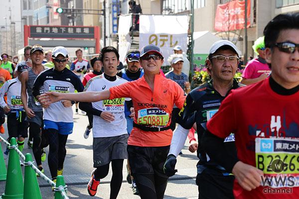 「東京マラソン 2016」TOKYO GIRLS RUN今年も快走!TGR初のムック本も好評発売中!