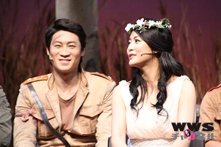 韓国ミュージカル『女神様が見ている』