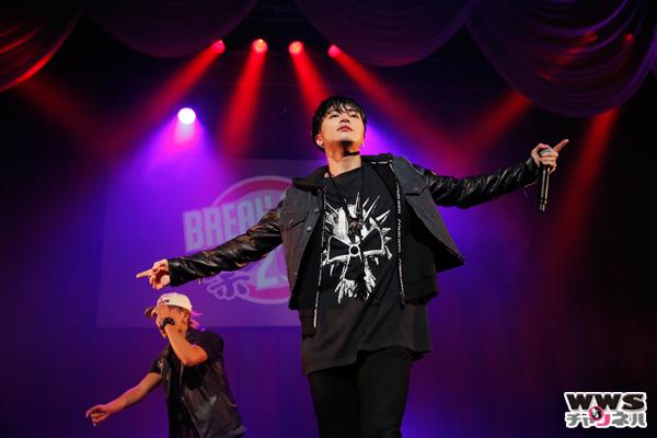 【ライブレポート】松下優也がBREAK OUT 春祭 2016の大トリで登場!舞台『暁のヨナ』のテーマ曲『誓い』を初披露!