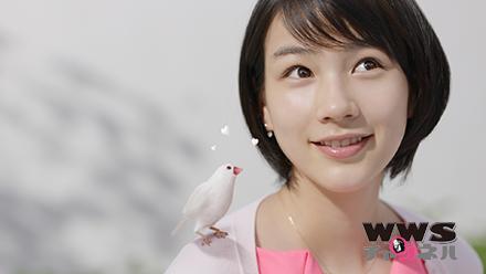 『あまちゃん』で昨年活躍した女優・能年玲奈