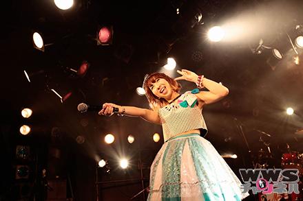 ラブライブ!声優の飯田里穂、1月13日発売の新曲をライヴで堂々の初披露!