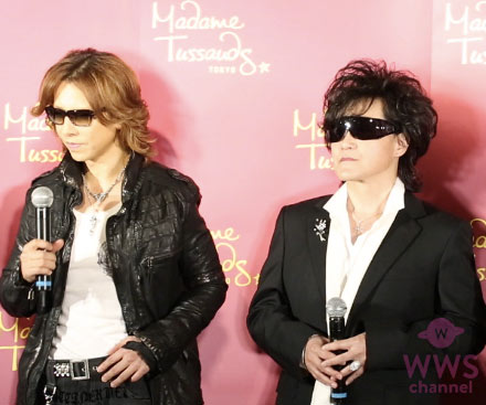 【動画第1弾】X JAPANが21ヶ月ぶりの記者会見で近況報告