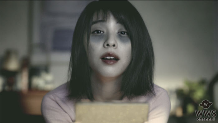 SUPER☆GiRLSの田中美麗がゾンビに!?SOLIDEMOの手島章斗とCM共演!