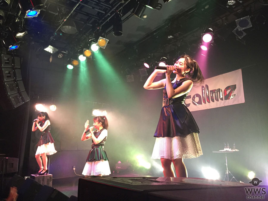 callmeが3ヶ月振りのワンマンライブ「callme Live Challenge 2016」を開催!