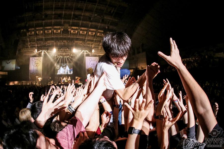 【ライブレポート】キュウソネコカミ、ワンマンツアー追加公演でも個性全開のステージ!
