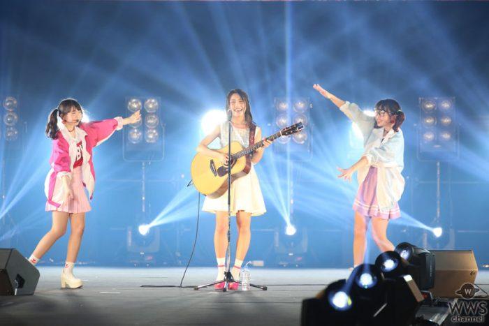 井上苑子が、まこみな と共に超十代– ULTRA TEENS FES - 2016に登場!