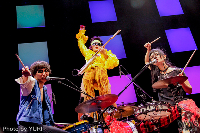 【ライブレポート】N'夙川BOYSが活動休止前ラストライブで全身全霊のパフォーマンスを魅せる!