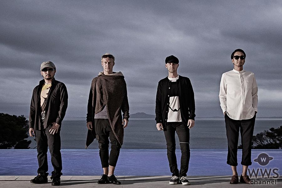 結成16年目に突入したMONKEY MAJIKが早くも最新アルバムを発表!
