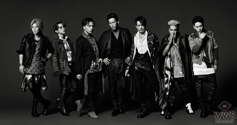 三代目 J Soul Brothersの新曲『Feel So Alive』MVが公開してわずか1日でYouTube再生回数100万回突破!