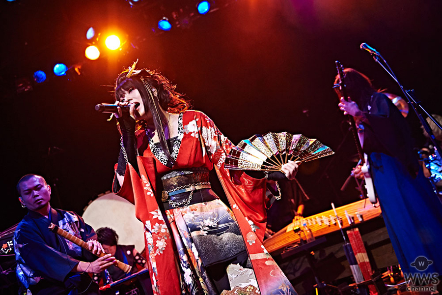 和楽器バンド×Live Nationが遂に実現!初のニューヨーク公演は大熱狂!