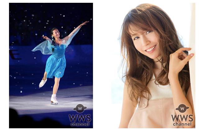 浅田舞とMay J.がディズニー・オン・アイス『アナと雪の女王』の公式サポーターに決定!