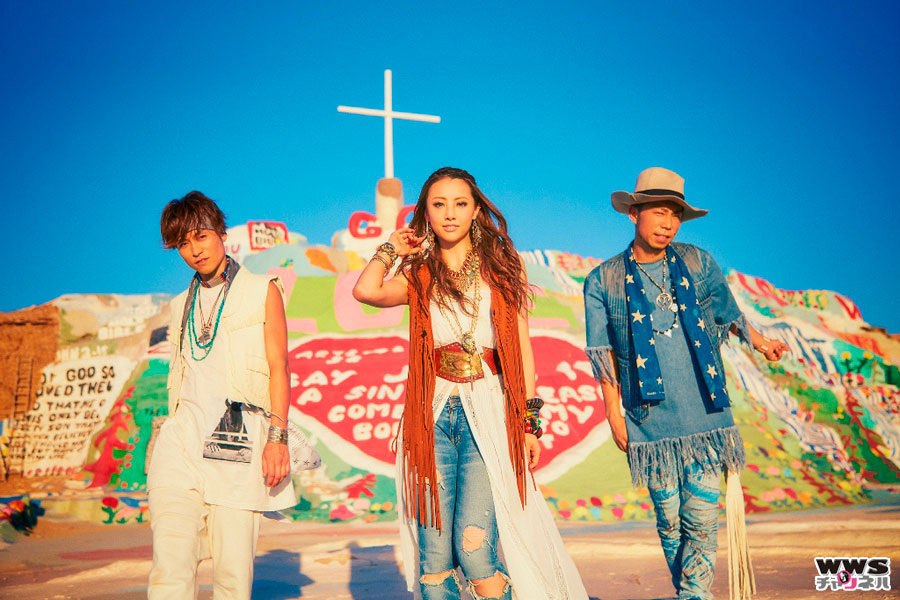 DANCE EARTH PARTYが『BEAUTIFUL NAME feat.今市隆二 from 三代目 J Soul Brothers』のLive Videoを公開!