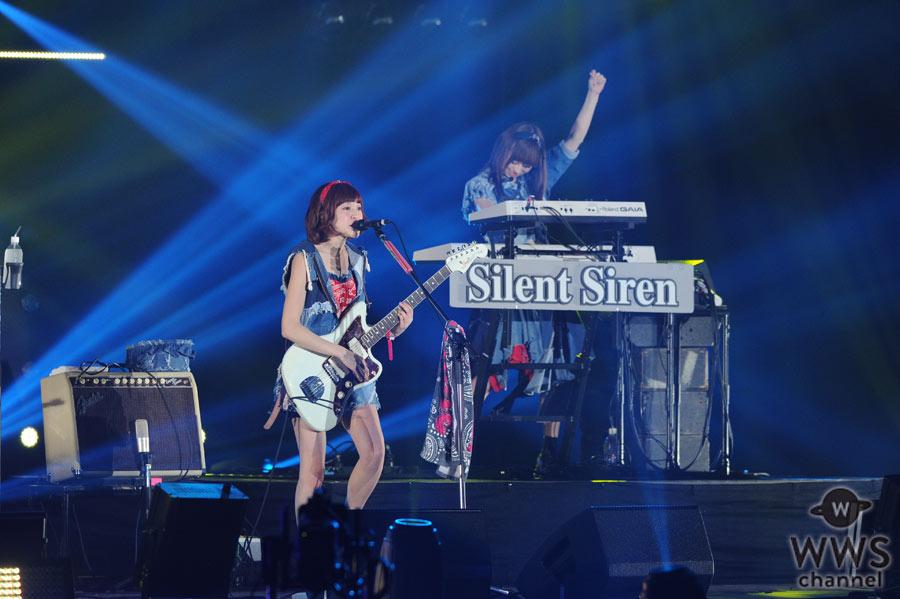Silent SirenがTOKYO GIRLS MUSIC FES. 2016に登場!