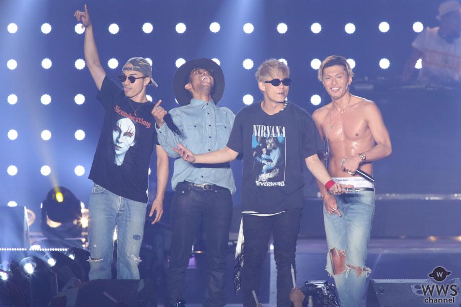 EXILE SHOKICHI が東京ガールズミュージックフェス 大トリでSECONDと共演!SWAY、Crystal Kayも登場!