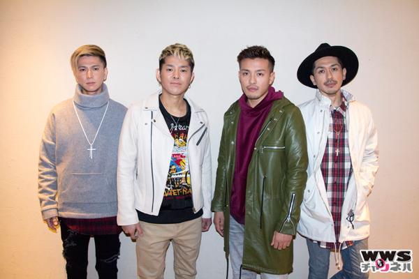 【動画】4人組コーラス&ボーカルグループDEEPにインタビュー!3月16日にソニーミュージック移籍第1弾シングル『MAYDAY』を発売