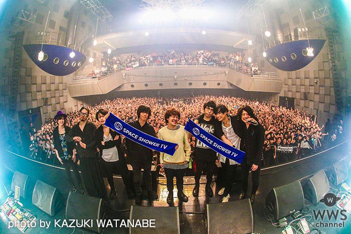 3回目となる番組イベント 『Welcome![Alexandros]LIVE 2016』大阪・名古屋・東京で開催!